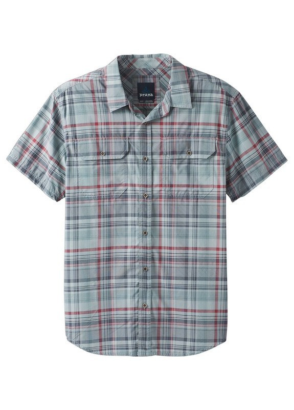 prAna Cayman Men's Short Sleeve Shirt