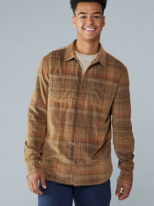 prAna Dooley Long Sleeve Shirt