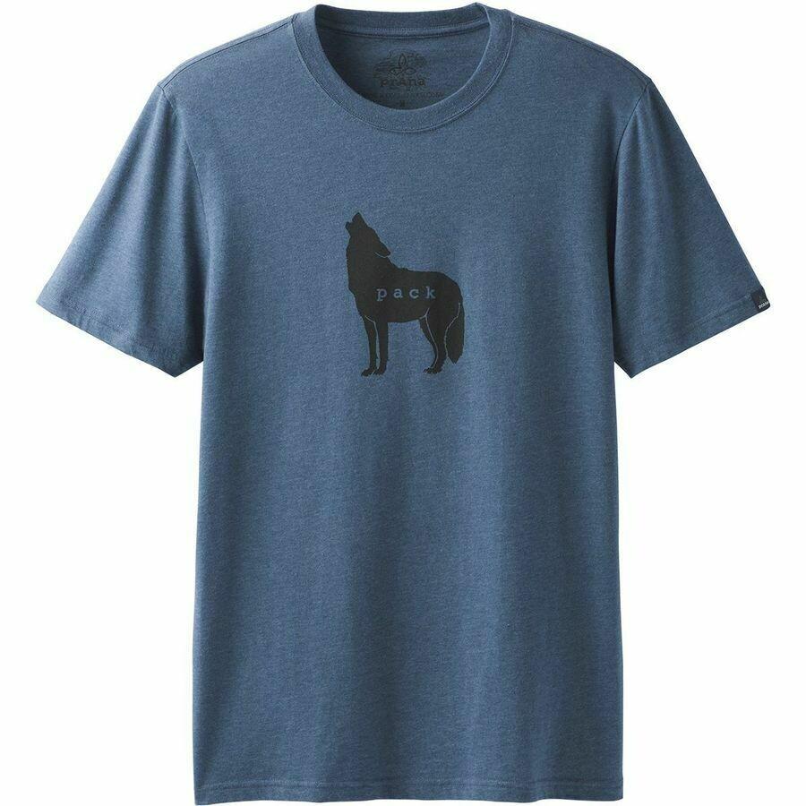 prAna Wolf Pack Journeyman Tee Shirt