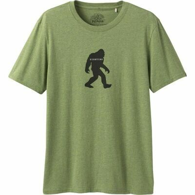 prAna Big Foot Sighting Journeyman Tee Shirt