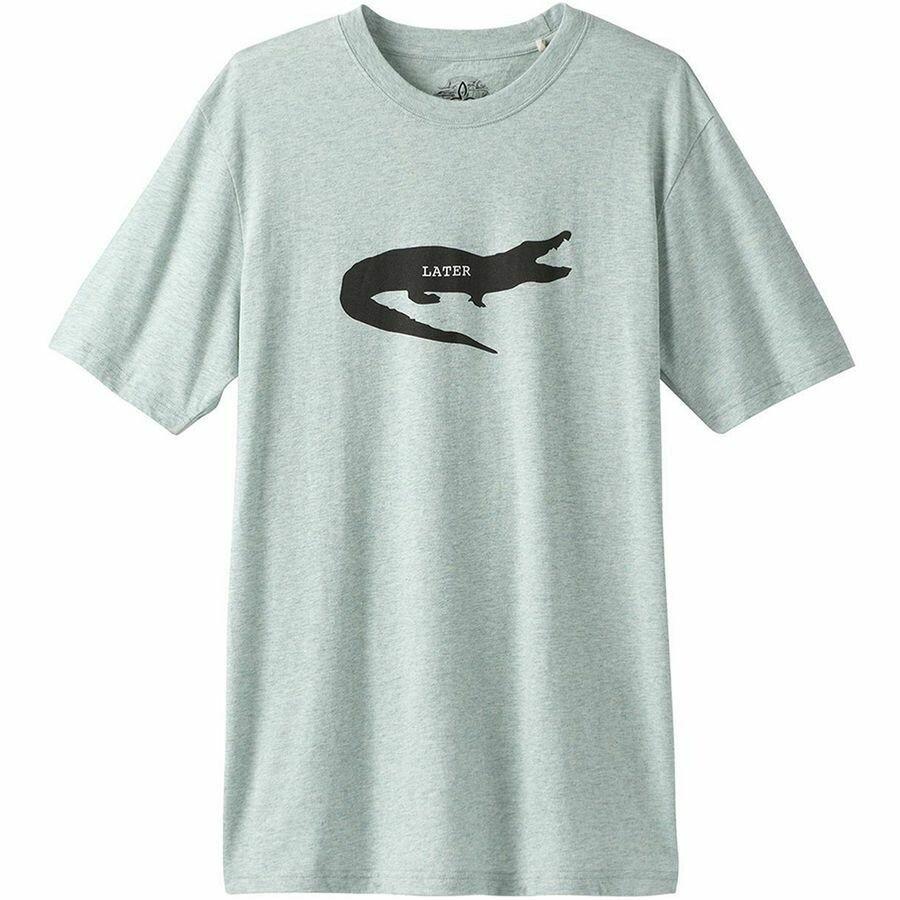 prAna Later Alligator Journeyman Tee Shirt
