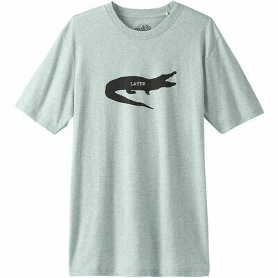 prAna Later Alligator Journeyman Tee Shirt