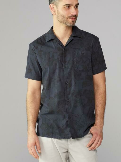 prAna Caplan Men's Short Sleeve Shirt