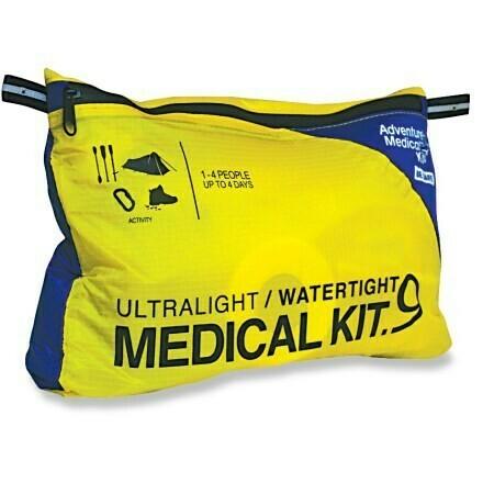 Adventure Medical Ultralight / Watertight .9 Hiking & Trekking First Aid Kit