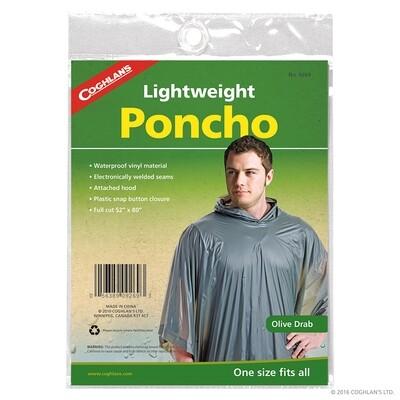 Coghlan's Lightweight Poncho