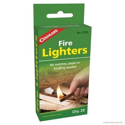 Coghlan's Fire Lighters - 20 piece