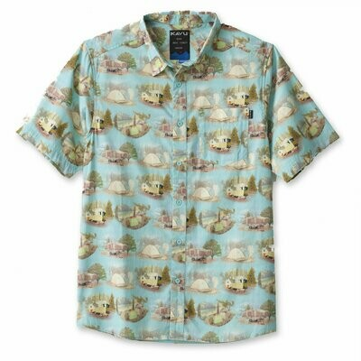 Kavu The Jam Men's Short Sleeve Shirt