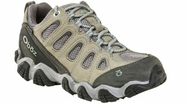 Oboz Women's Sawtooth II B-Dry Low Hiking Shoe