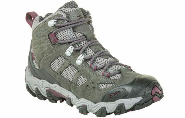Oboz Women's Bridger Vent Mid Hiking Shoe