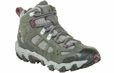 Oboz Women's Bridger Vent Mid Hiking Shoe