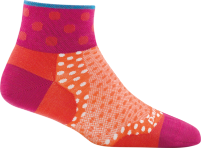 Darn Tough Dot 1/4 Ultra-Light Sock