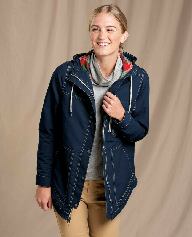 Toad&Co Women's Forester Pass Parka
