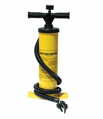 Advanced Elements Double Action Hand Pump w/ Gauge