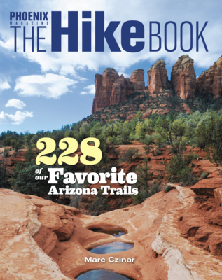 The Hike Book - Phoenix Magazine