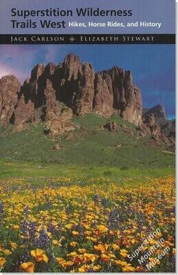 Superstition Wilderness Trails West