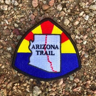 Arizona Trail Association AZ National Scenic Patch