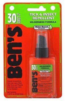 Bens Insect Repellent - 30% Deet