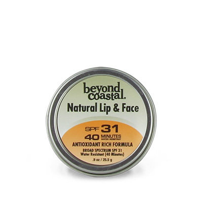 Beyond Coastal Natural Lip & Face Screen - 0.9
