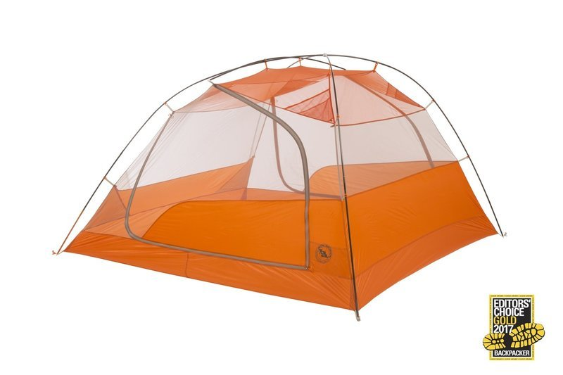 Big Agnes Copper Spur HV UL 4 Tent - 2019