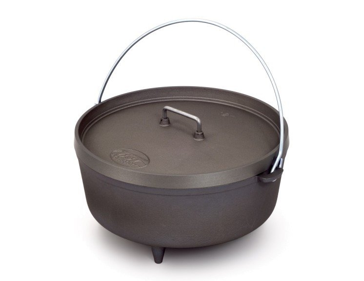 GSI Outdoors Dutch Oven - 12'' Hard Anodized