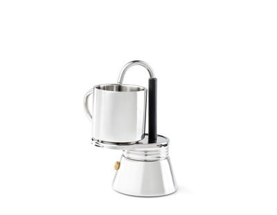 GSI Outdoors Glacier Stainless Mini Expresso - 1 Cup