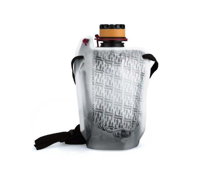 GSI Outdoors 9 oz Highland Flask
