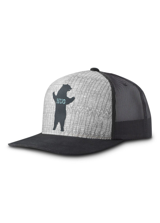 prAna Journeyman Trucker Bear Squeeze Hat
