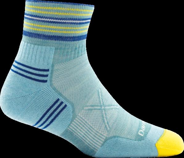 Darn Tough Vertex 1/4 Ultra-Light Cushion Women's Running Sock