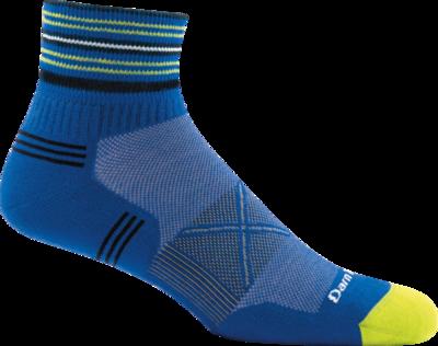 Darn Tough Coolmax® Vertex 1/4 Ultra-Light Cushion Running Sock