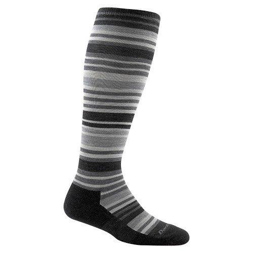 Darn Tough Women's Striped Knee High Light Cushion Sock