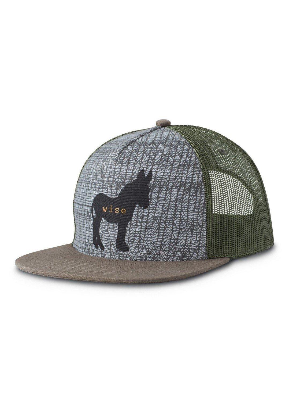 prAna Journeyman Trucker Wise Donkey Hat