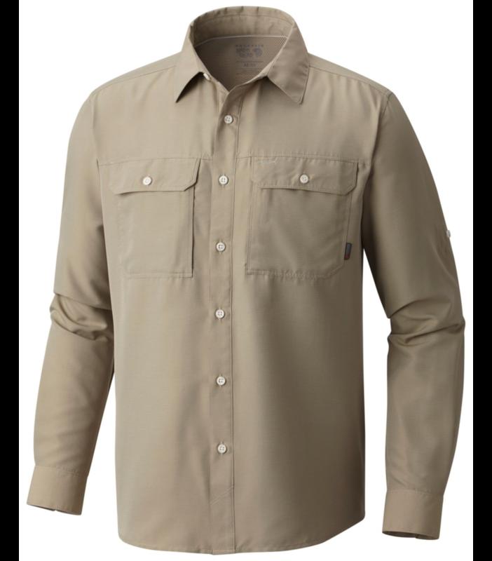 Mountain Hardwear Men's Canyon Long Sleeve Shirt