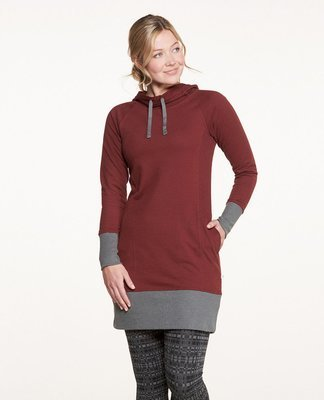 Toad&Co BFT Hooded Dress