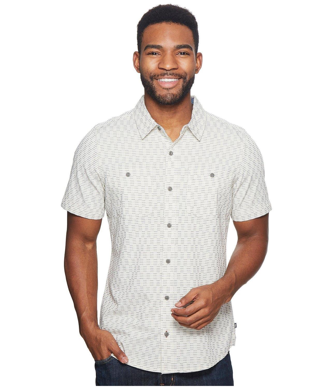 Toad&Co Harris Short Sleeve Slim Shirt