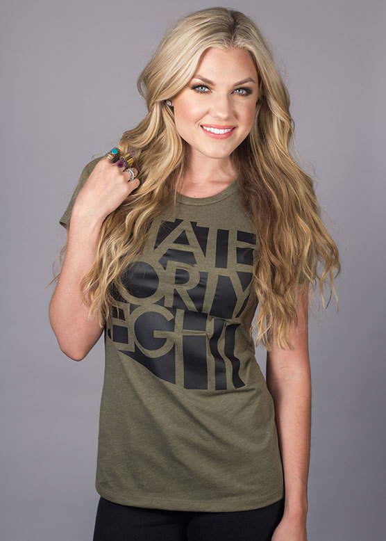 State Forty-Eight Women's Crew Tee