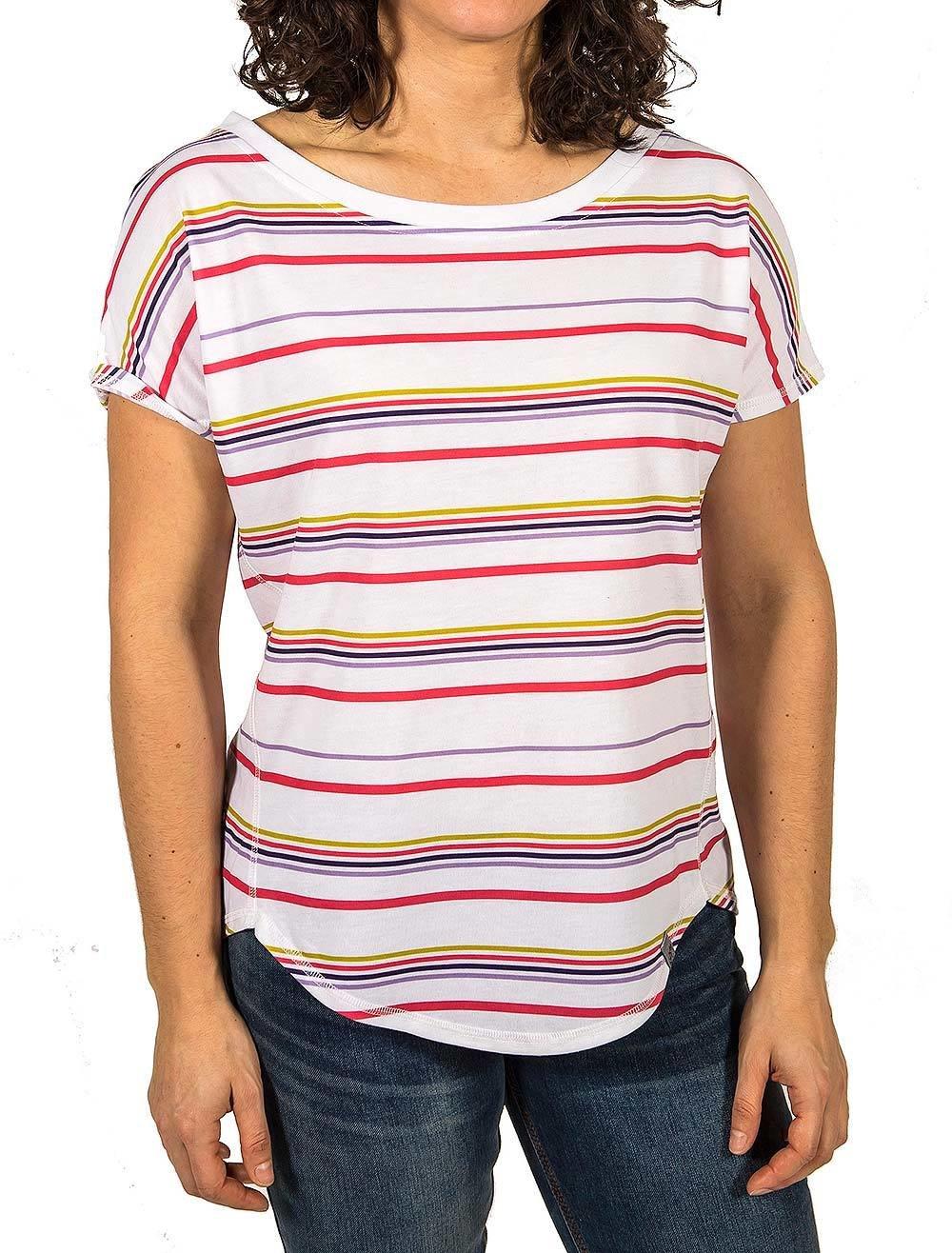 Gramicci Women's Short Sleeve Getaway Tee