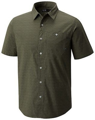Mountain Hardwear Franz Short Sleeve Shirt