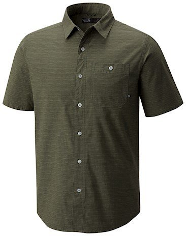 Mountain Hardwear Franz Short Sleeve Shirt