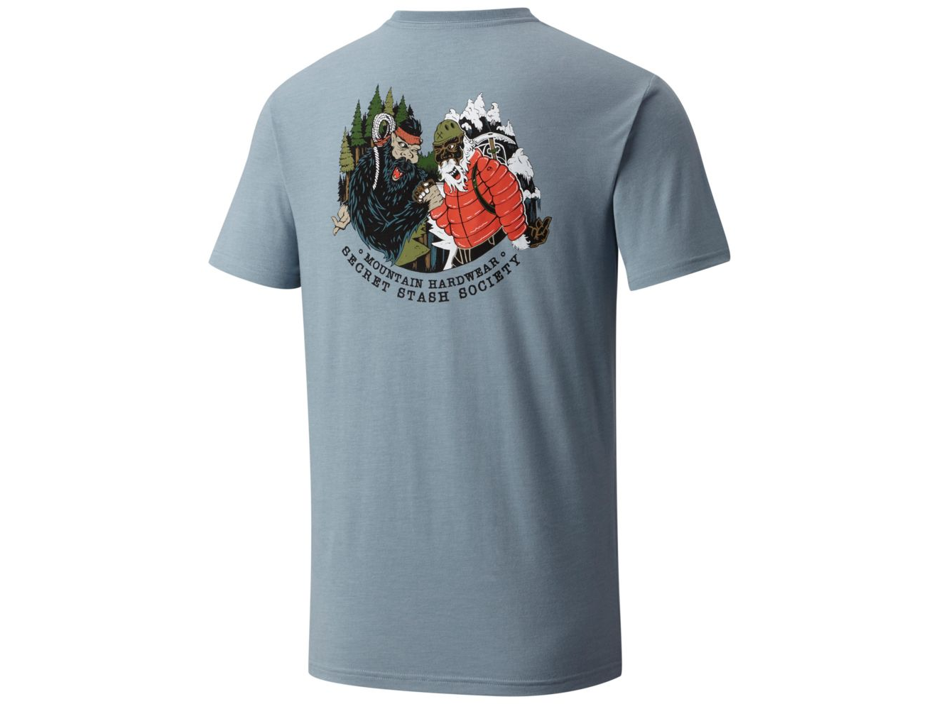 Mountain Hardwear Secret Stash Men's Tee