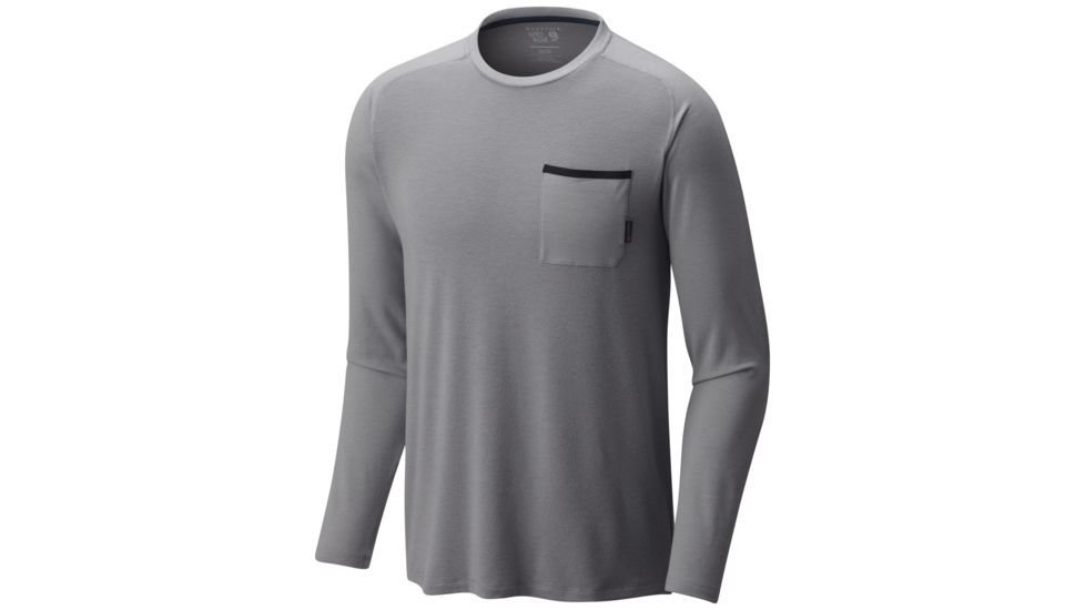 Mountain Hardwear Men's Coolhiker AC Long Sleeve  Shirt