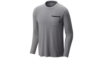 Mountain Hardwear Men's Coolhiker AC Long Sleeve  Shirt