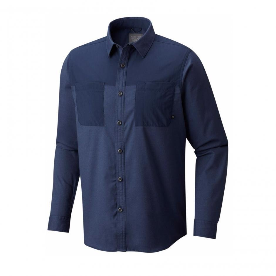 Mountain Hardwear Men's Stretchstone™ Utility Long Sleeve Shirt