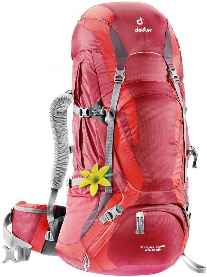 Deuter Futura Vario 45 + 10 SL Women's Backpack