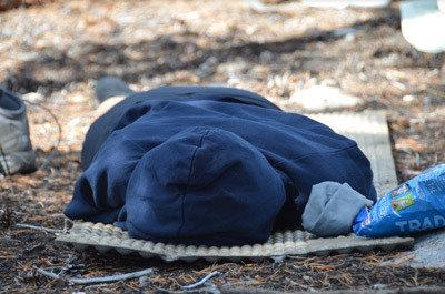 Rental Sleeping Mat