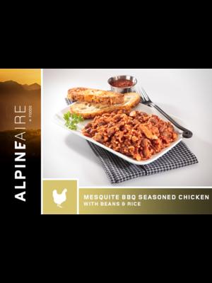 Alpineaire Foods Mesquite BBQ Seasoned Chicken