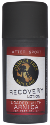 Joshua Tree After Sport Recovery Lotion with Arnica
