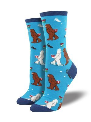 Sock Smith Mythical Kissmas Women's Socks