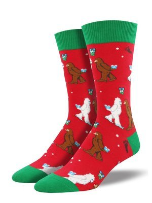 Sock Smith Mythical Kissmas Men's Socks
