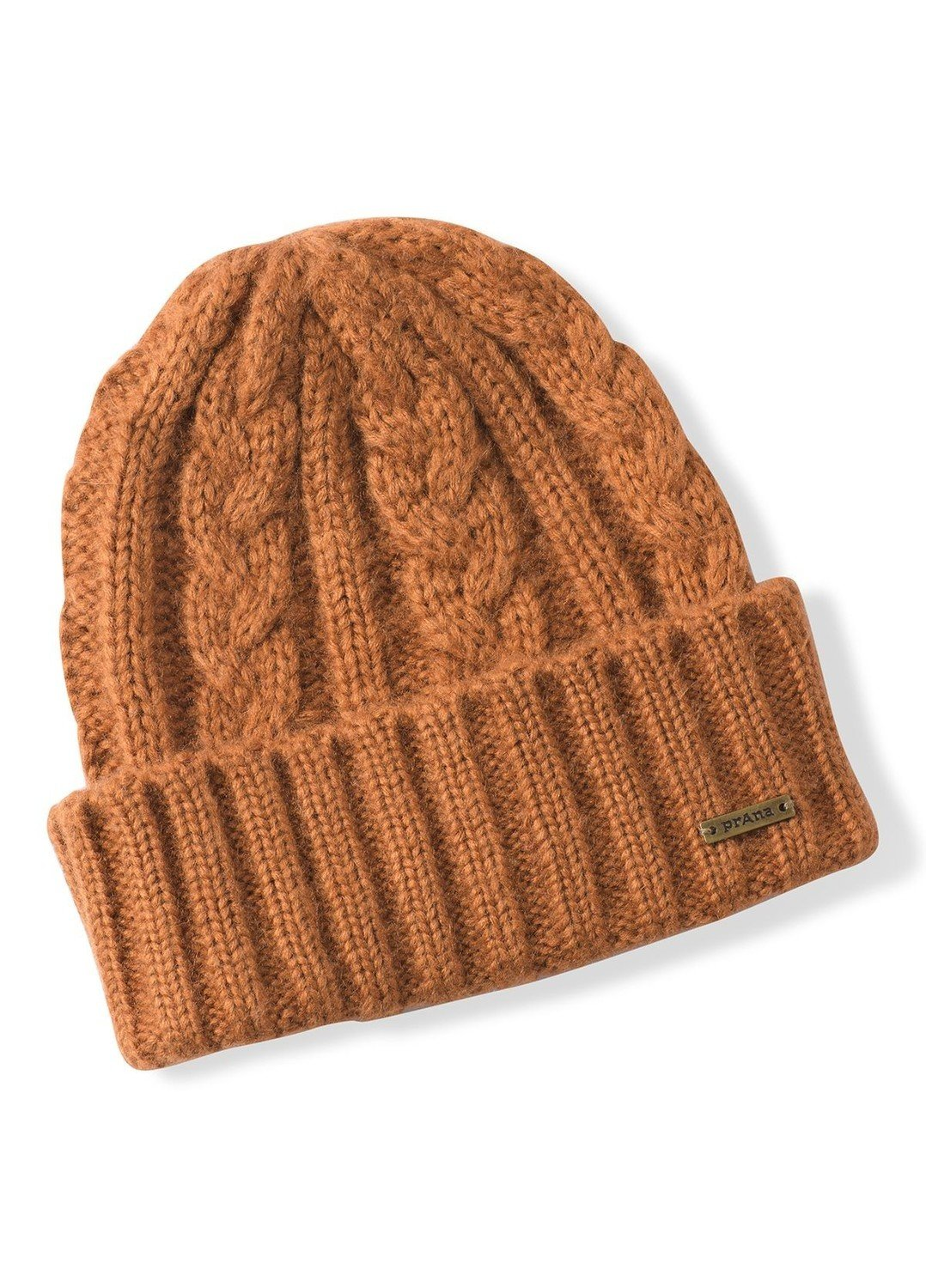 prAna Men's Cable Knit Beanie