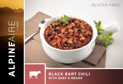 AlpineAire Black Bart Chilli